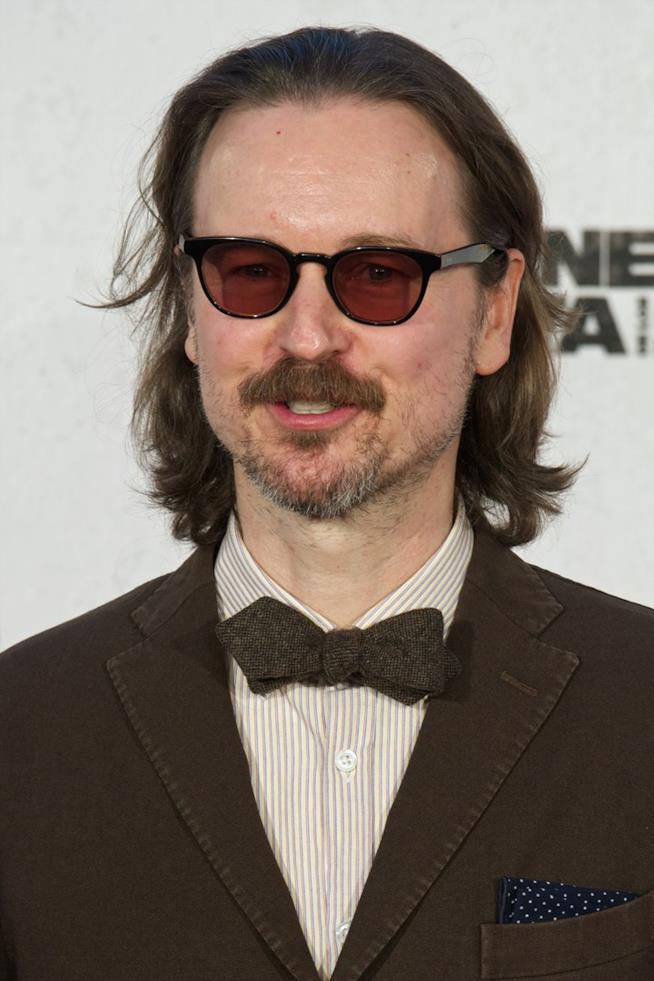 Matt Reeves in primo piano