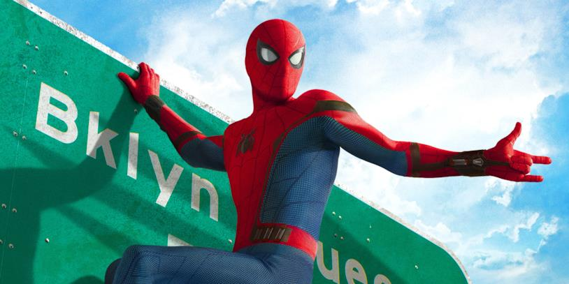 Immagine promoziona di Spider-Man: Homecoming