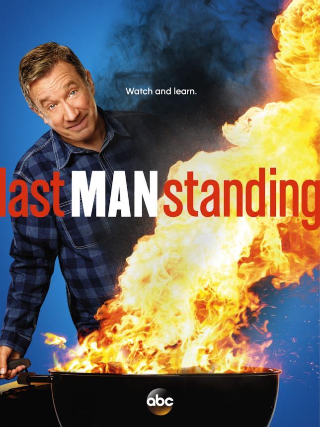 Tim Allen è L'Uomo di Casa nella quinta stagione della serie ABC
