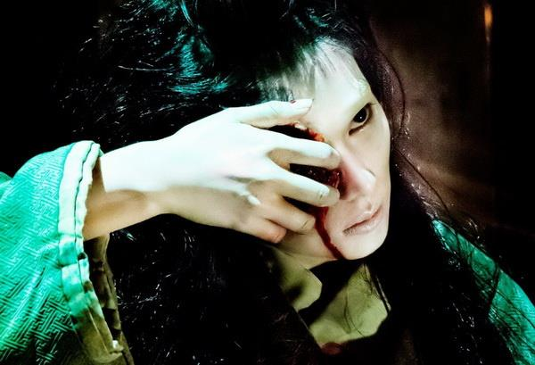 Yotsuya Kaidan è una della fonti di ispirazione di The Evil Within 2