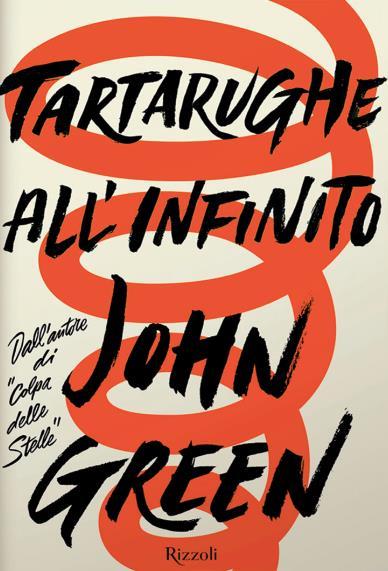 La copertina dell'edizione italiana di Tartarughe all'infinito