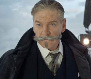 Poirot nel film de 2017