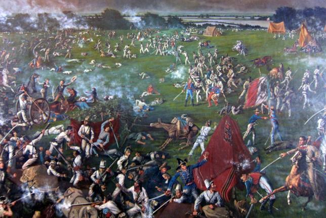 La battaglia di San Jacinto