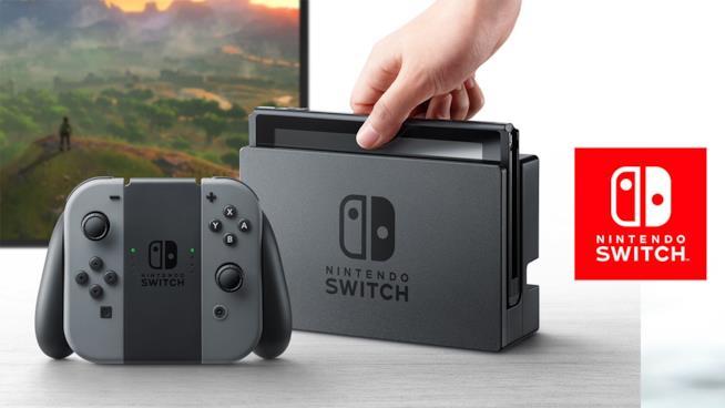 Nintendo NX diventa Nintendo Switch