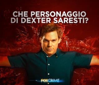 Che personaggio di Dexter saresti?
