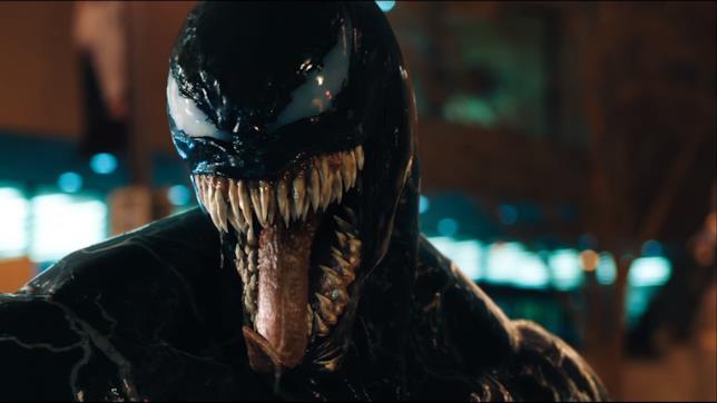 Venom: Tom Hardy annuncia il nuovo trailer