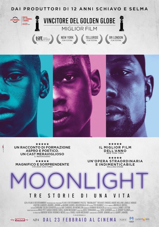 Poster di Moonlight
