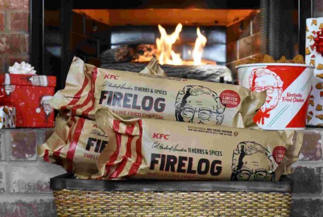 KFC11 Herbs& SpicesFirelog