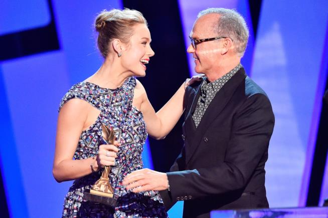 Brie Larson, migliore attrice agli Spirit Awards 2016