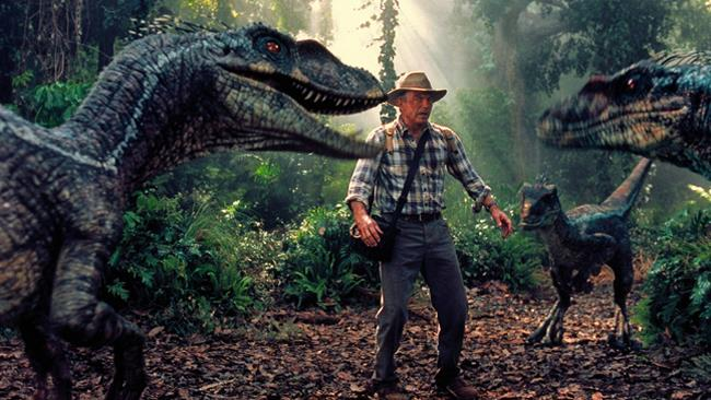 Scena tratta da Jurassic Park 3