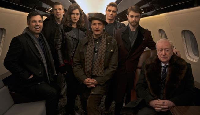 I protagonisti di Now You See Me 2