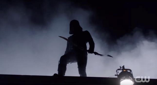 Screen dal nuovo trailer della settima stagione di Arrow
