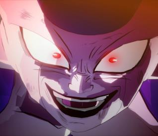 Freezer in Dragon Ball Z: Kakarot