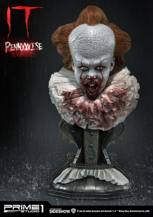 Pennywise Surprised fronte