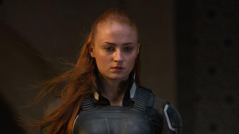 Sophie Turner è Fenice in X-Men: Apocalypse