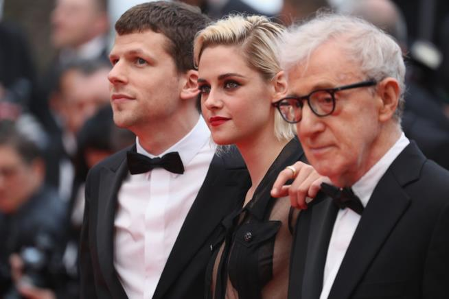 Cannes 69, Woody Allen smorza le polemiche