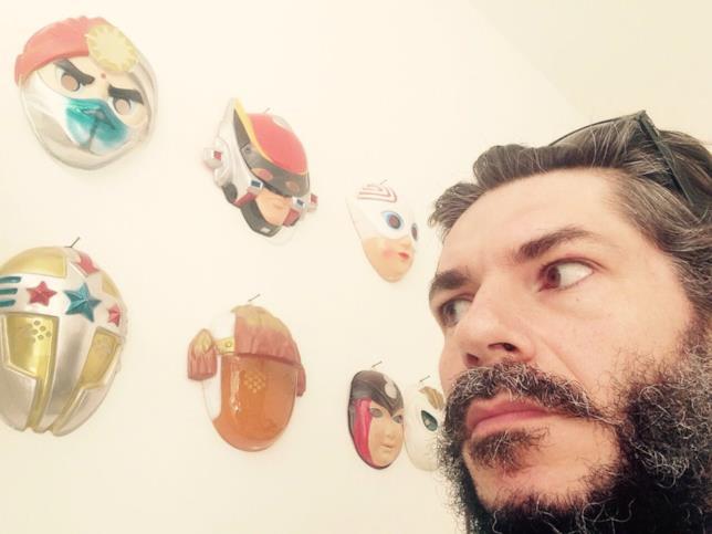 Ratigher, fumettista e illustratore italiano che realizzerà un murales per Outcast