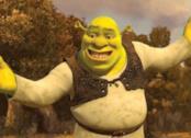 L'orco protagonista della saga Shrek