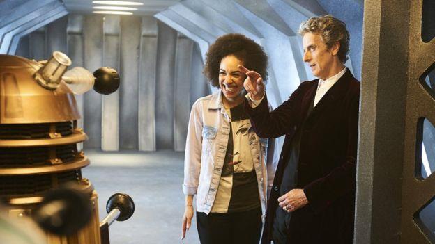 Bill e il Dottore nella decima stagione di Doctor Who