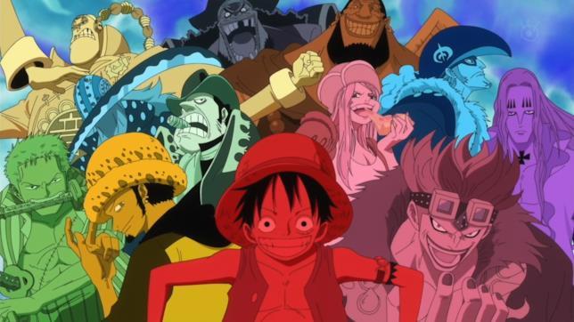 One Piece Worst generation