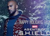 Buone feste con gli Agenti dello S.H.I.E.L.D.