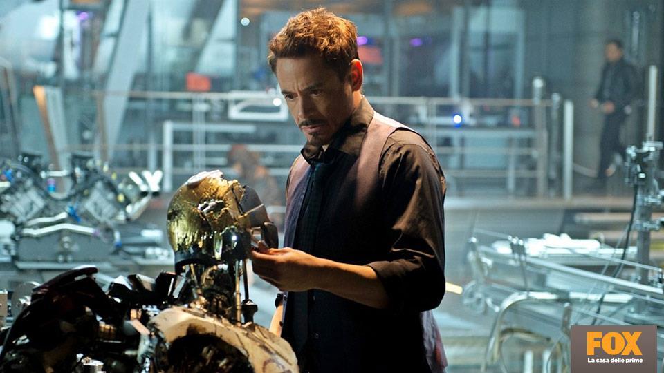 Contrariamente a quanto avviene nei fumetti, il terribile Ultron non è creato da Henry Pym (Ant Man) ma da Tony Stark.