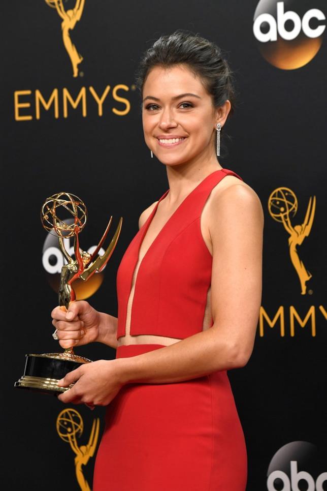 Tatiana Maslany vince il suo primo Emmy