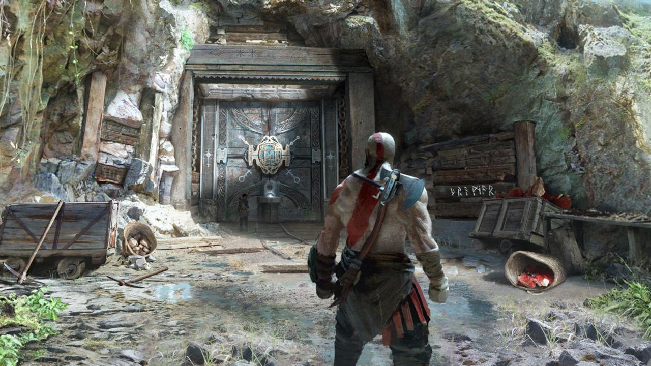 Kratos torna su PlayStation 4