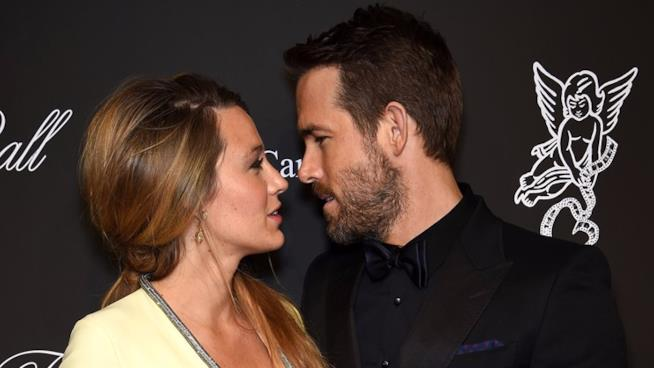 Blake Lively e Ryan Reynold insieme sul red carpet