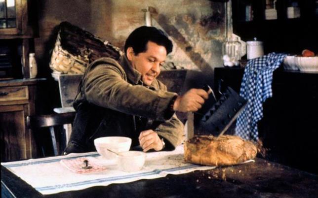 Renato Pozzetto in una scena del film