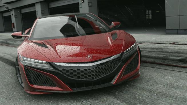 Uno dei bolidi di Project CARS 2