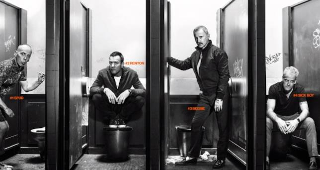 I protagonisti di T2: Trainspotting