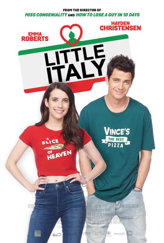 Poster di Little Italy (2018)