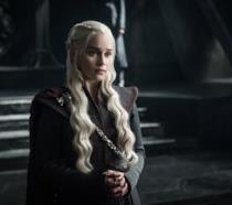 Khaleesi nella settima stagione di Game of Thrones
