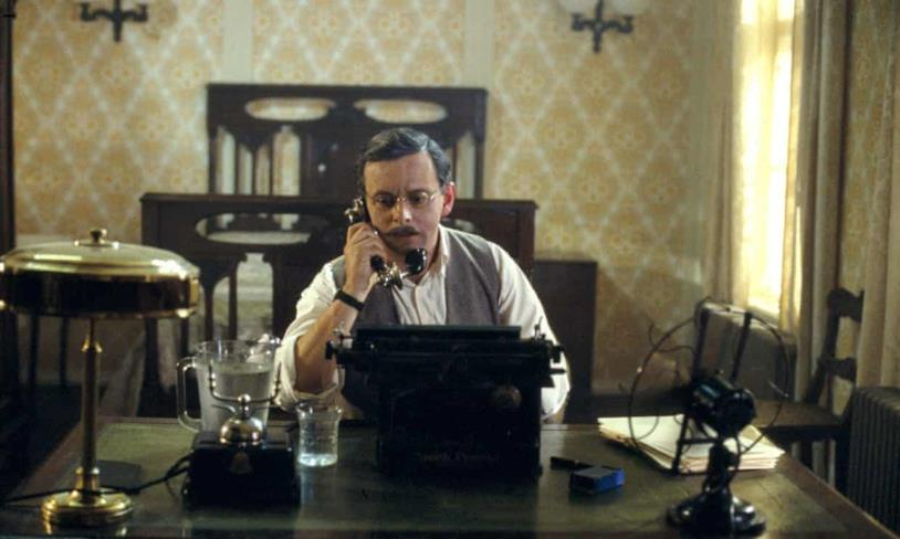 Michael Sheen è H.G. Wells nel film TV