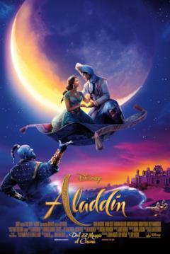 Aladdin esce il 22 maggio 2019 nei cinema italiani