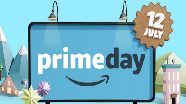 Amazon Prime Day, offerte 5 luglio