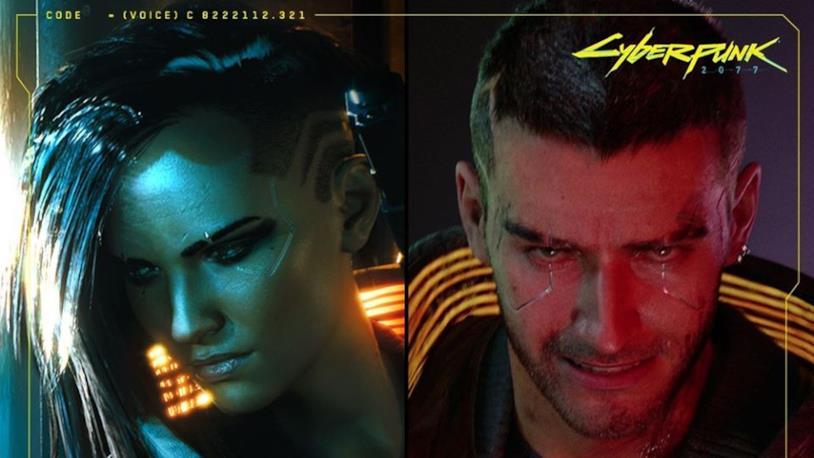 V in versione femminile e maschile in Cyberpunk 2077