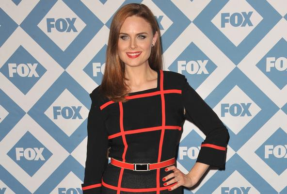 L'attrice sul red carpet di FOX