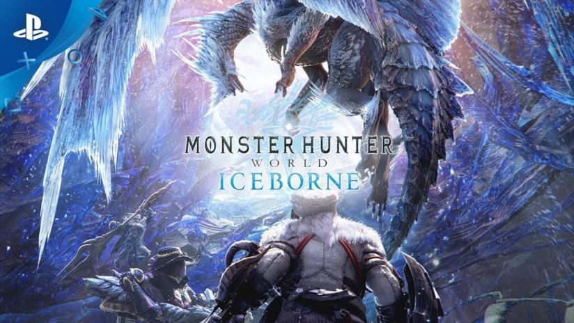 Monster Hunter World Iceborne presentazione
