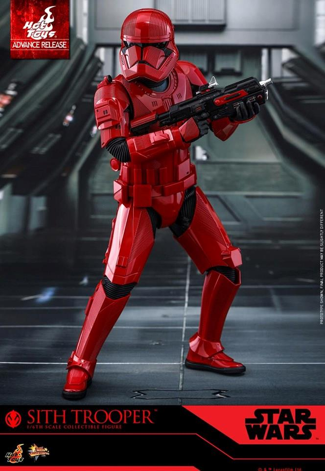 Action Figure Hot Toys Sith Trooper