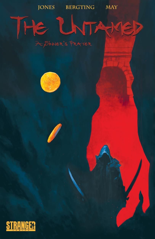 La cover del fumetto The Untamed Vol. 1