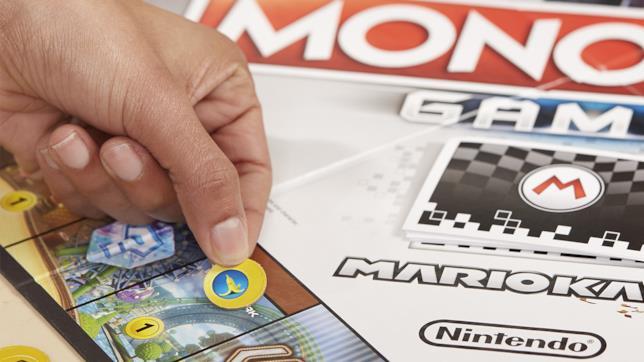 Il Monopoly Gamer di Mario Kart ci porta sulle piste del Regno dei Funghi