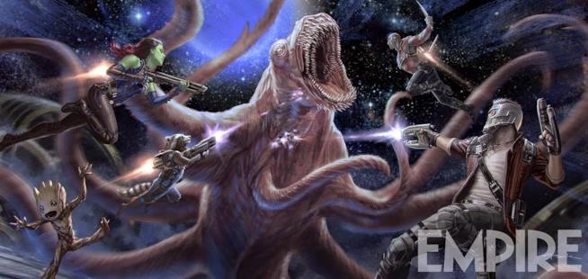 Baby Groot e i Guardiani della Galassia