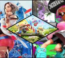 Alcuni dei personaggi più iconici dei videogame in uscita a luglio 2017