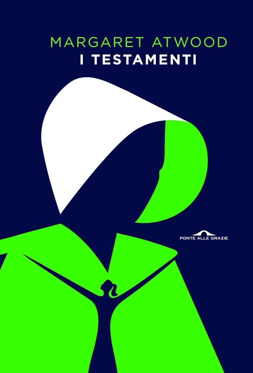 La copertina italiana di I testamenti
