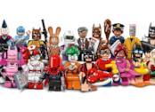 La collezione Minifigure di LEGO Batman