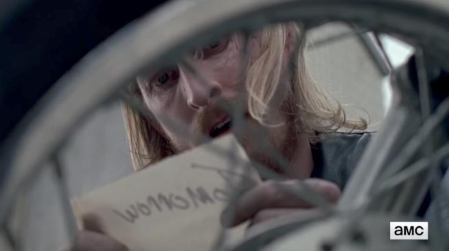 Dwight e il foglietto misterioso