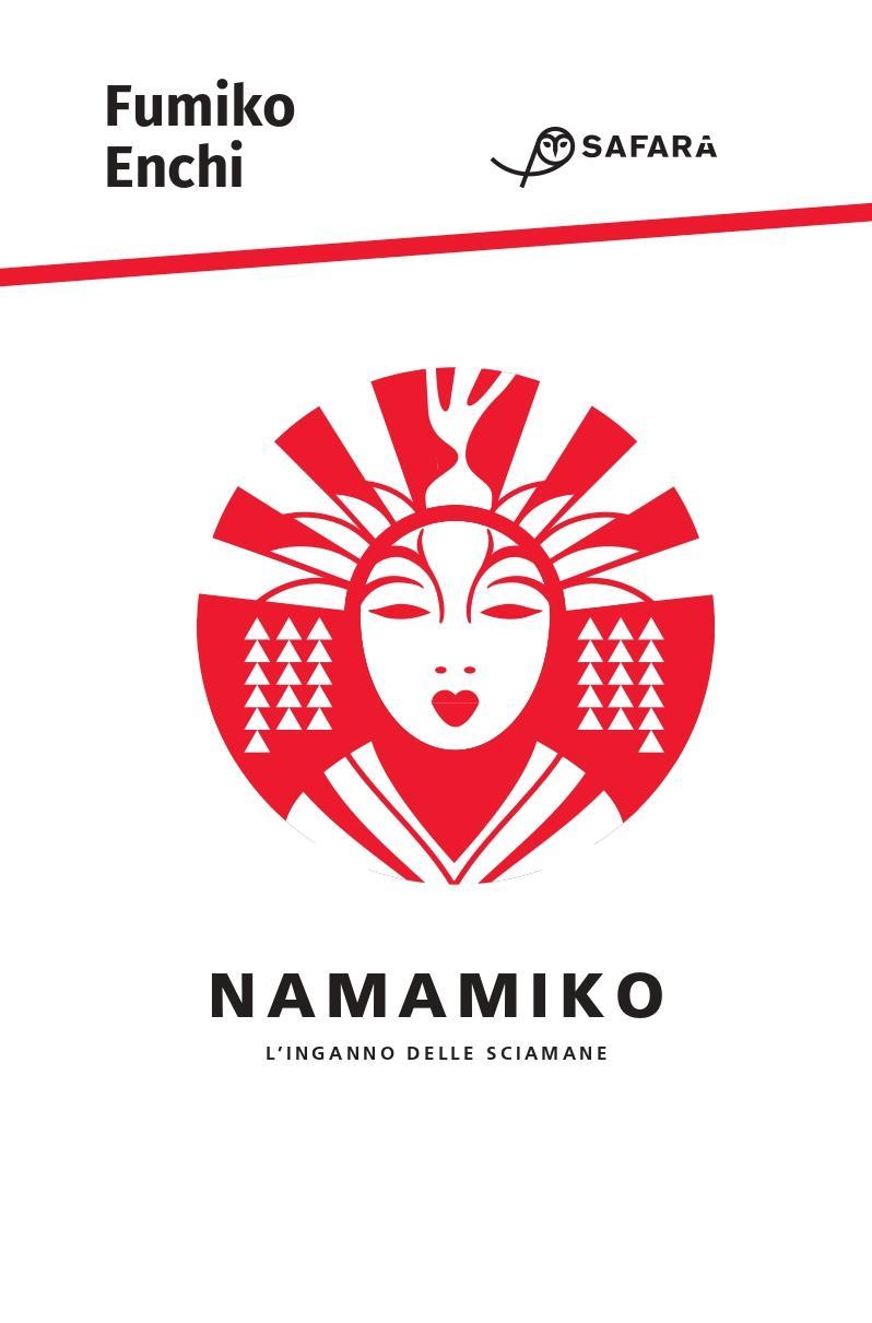 La copertina di Namamiko