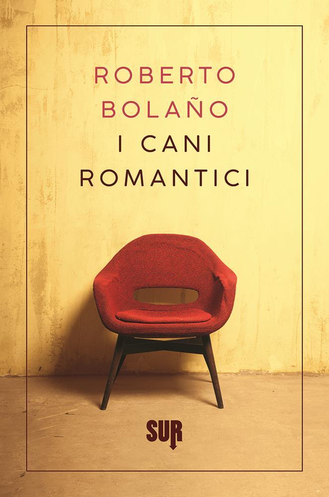 La copertina di I cani romantici